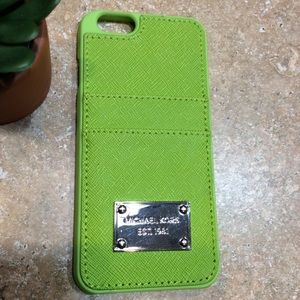 MICHAEL KORS IPHONE 8 CELLPHONE CASE